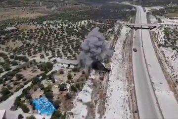 Tình hình Syria: Nga tố giác thủ phạm tấn công Thổ Nhĩ Kỳ ở Idlib