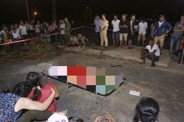 Hà Tĩnh: Theo mẹ đi dỡ lạc, bé 5 tuổi tử vong vì rơi xuống hố ga giữa đường