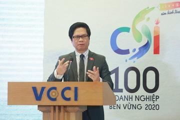 """Chủ tịch VCCI  Vũ Tiến Lộc: Phát triển bền vững không phải là """"phú quý sinh lễ nghĩa"""""""