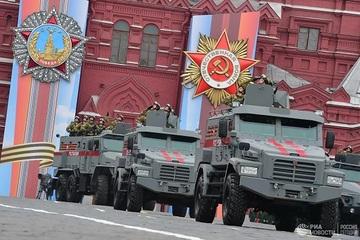 Quân đội Nga tiếp tục nhận thêm 4 nghìn xe quân sự vào năm 2020