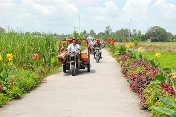 Đến năm 2025 sẽ có 80% số xã đạt chuẩn nông thôn mới