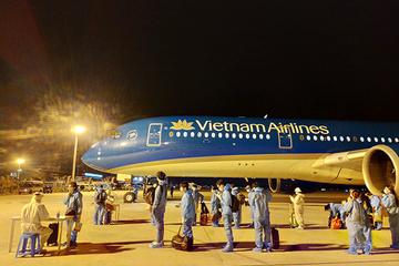 Cách ly y tế tất cả thành viên tổ bay quốc tế nhập cảnh vào Đà Nẵng