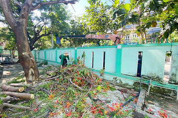 Đà Nẵng: Hiệu trưởng chịu trách nhiệm nếu không đảm bảo an toàn trường học