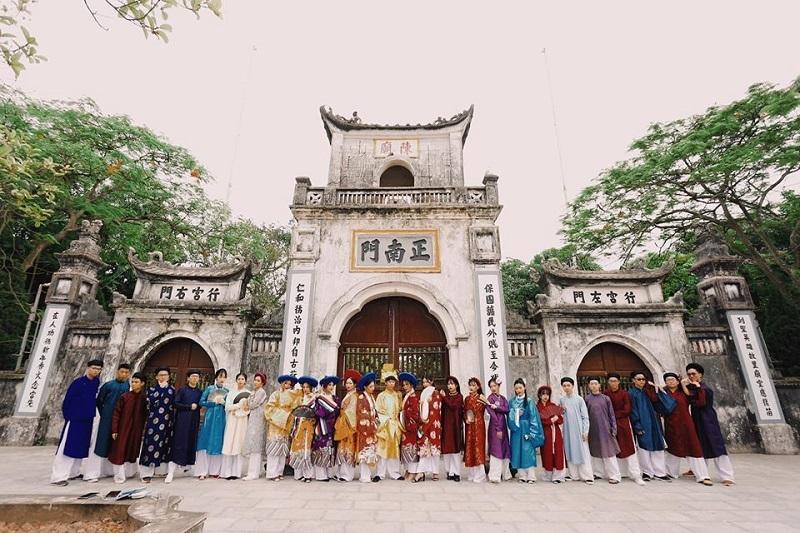 Diện cổ phục truyền thống, teen Nam Định có bộ kỷ yếu 'ngược về quá khứ' cực chất