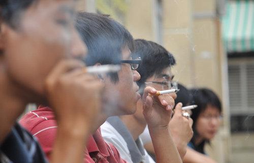 Người trưởng thành ở Phú Thọ hút thuốc lá đã giảm