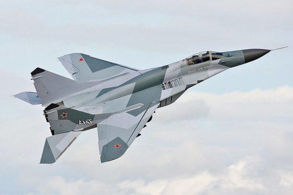 Tình hình Syria: Nga chuyển thêm lô tiêm kích MiG-29 cho quân đội Syria
