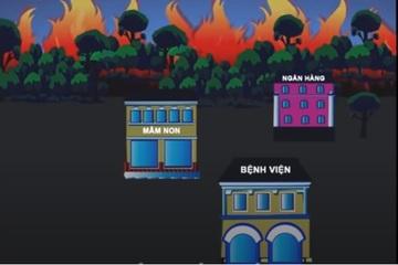 Câu đố IQ: Nếu là lính cứu hỏa, bạn sẽ cứu tòa nhà nào trước?