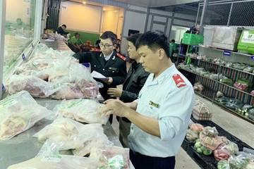 Gần 400 mẫu nông sản được lấy để giám sát chỉ tiêu an toàn thực phẩm