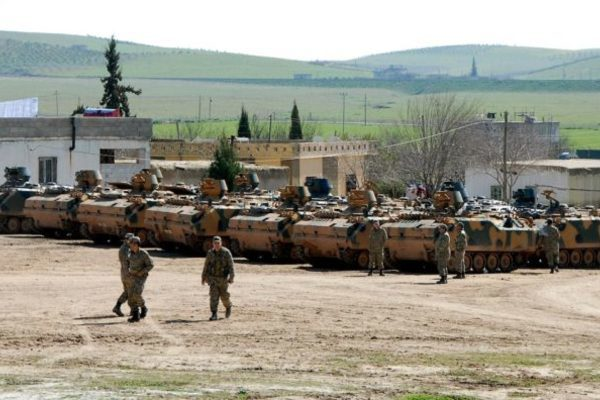 Tình hình Syria: Thổ Nhĩ Kỳ kéo thêm hệ thống phòng không tầm xa tới Idlib?