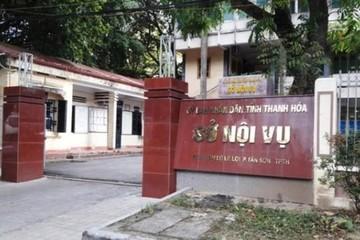 Trưởng phòng quản lý công chức, viên chức Sở Nội vụ Thanh Hóa bị bắt