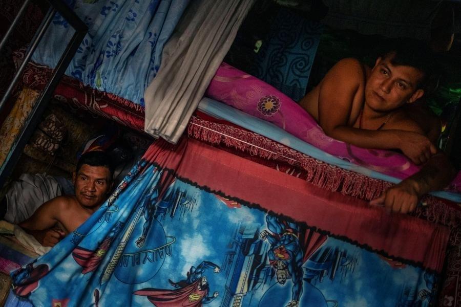 Hình ảnh quá tải bên trong nhà tù ở Honduras giữa lúc dịch bệnh 'bủa vây'