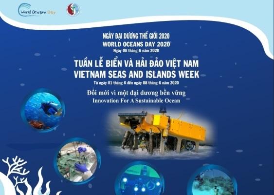 Tuần lễ biển đảo VN và Ngày Đại dương thế giới 2020: Đổi mới vì một đại dương bền vững