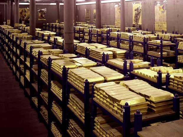 Ai là'ông trùm' nắm giữ nhiều vàng nhất thế giới?