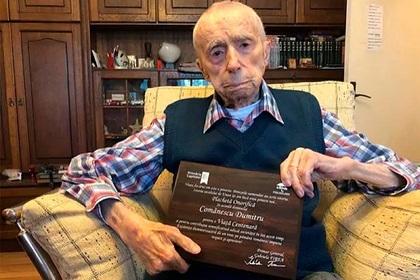 Người đàn ông cao tuổi nhất thế giới tiết lộ bí quyết sống thọ