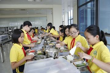 Hà Nội: Chú trọng công tác an toàn thực phẩm trong bếp ăn bán trú