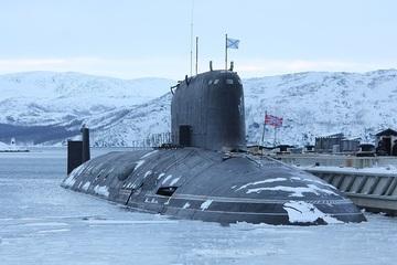 Tên lửa Zircon Nga sẽ tấn công từ dưới lớp băng dày ở Bắc Cực?