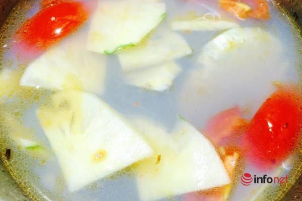 các món canh chua ngon ngao
