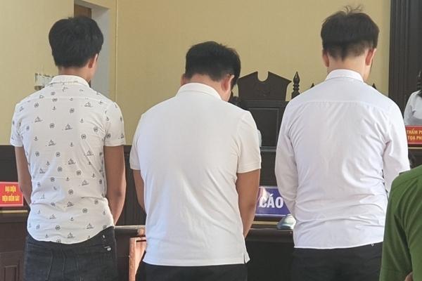 3 gã trai trẻ ngang ngược sàm sỡ, cướp tài sản của nữ du khách, làm xấu hình ảnh Hội An