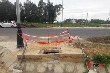 Hà Tĩnh: Phê bình chủ đầu tư dự án nơi cháu bé 5 tuổi tử vong dưới hố ga