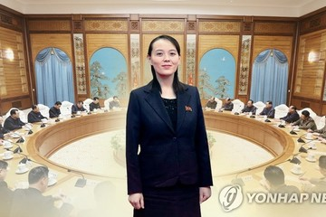 Em gái Chủ tịch Triều Tiên Kim Jong-un cảnh báo Hàn Quốc