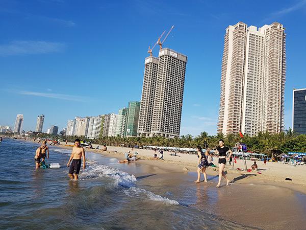 Một cơ hội quảng cáo đặc sắc trên biển Đà Nẵng đang bị bỏ phí?