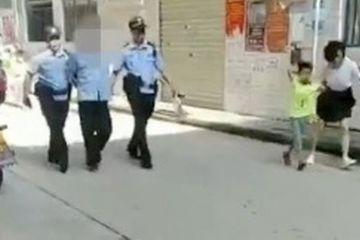 Tấn công bằng dao tại trường tiểu học Trung Quốc, 39 người bị thương