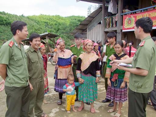 Đẩy mạnh phòng chống buôn bán người tại biên giới Hà Giang