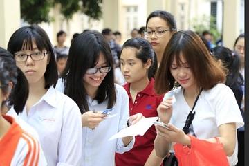 Hà Nội: Hướng dẫn chi tiết cách ghi phiếu đăng ký dự tuyển vào lớp 10