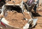 Vụ xe tải đè xe con bẹp dúm: 3 nạn nhân tử vong ở cùng huyện Triệu Sơn