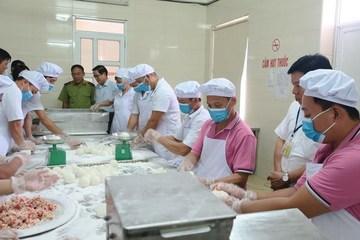 Tây Ninh: Nhiều hoạt động trong tháng an toàn thực phẩm