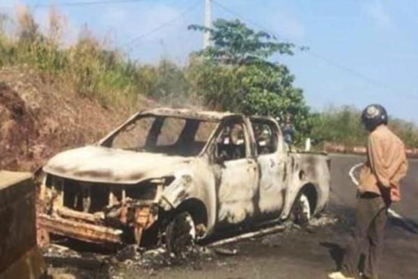Vụ Bí thư xã giết cháu vợ ở Đắk Nông: Yêu cầu khởi tố thêm tội xâm phạm mồ mả