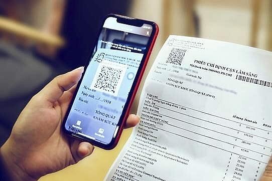 Bệnh viện Đa khoa Lâm Đồng chính thức triển khai thanh toán hóa đơn viện phí không dùng tiền mặt