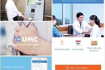 Bệnh viện ĐH Y dược TP.HCM: Thanh toán không dùng tiền mặt chiếm hơn 35%