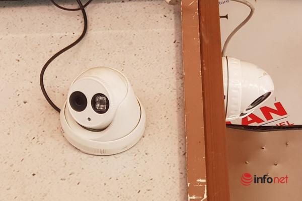 Nhiều camera an ninh cũ mèm cũng bị vặt trộm, công an chưa bắt được kẻ gian