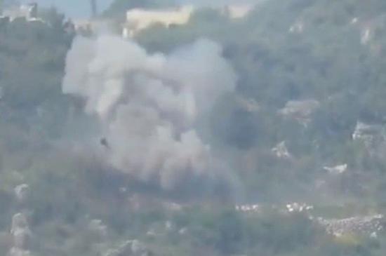 Tăng T-72 bị hủy diệt ở Syria và điều kỳ diệu đã xảy ra