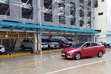 Đà Nẵng: Hơn 27,7 tỉ đồng đầu tư tiếp giai đoạn 2 bãi đỗ xe thông minh đầu tiên