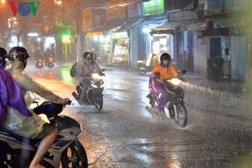 Dự báo thời tiết 6/6: Hà Nội có mưa rào và dông vào chiều tối