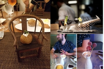 Những cách trình bày món ăn độc đáo và sáng tạo vòng quanh thế giới