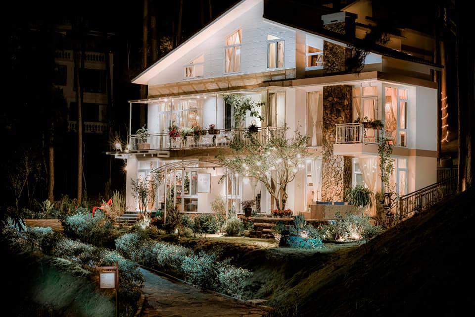 nhà đẹp Đà Lạt