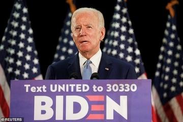 Ông Biden chính thức trở thành ứng viên đảng Dân chủ tranh cử Tổng thống Mỹ