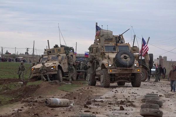 Tình hình Syria: Tình hình Syria: Mỹ nói Nga phá hoại, nên rời khỏi Trung Đông ngay lập tức