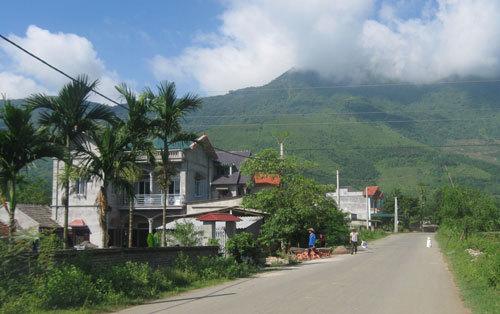 Huyện Thạch Thất (Hà Nội) hoàn thành các tiêu chí xây dựng nông thôn mới