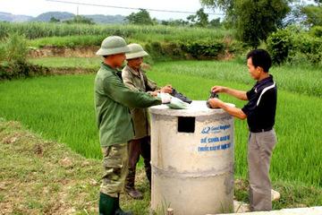 Tổng kết thực hiện thí điểm đề án 721bảo vệ môi trường trong xây dựng nông thôn mới