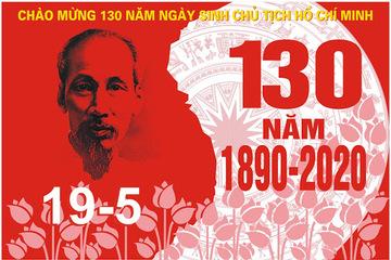 Nhiều hoạt động kỷ niệm 130 năm ngày sinh nhật Bác