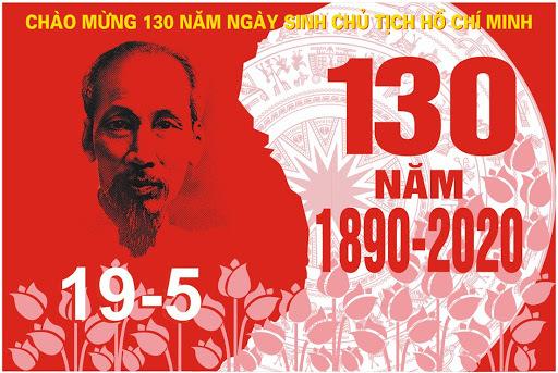 Kỷ niệm 130 năm ngày sinh nhật Bác