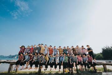 Teen Quảng Ninh ấn tượng với MV kỉ yếu 'chất' như MV ca nhạc