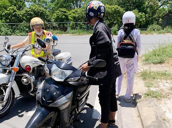 Đà Nẵng: Đánh giá học sinh gắn với việc tuân thủ luật giao thông