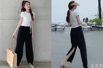 Bí quyết ăn mặc mùa hè để thon thả, chân dài hơn