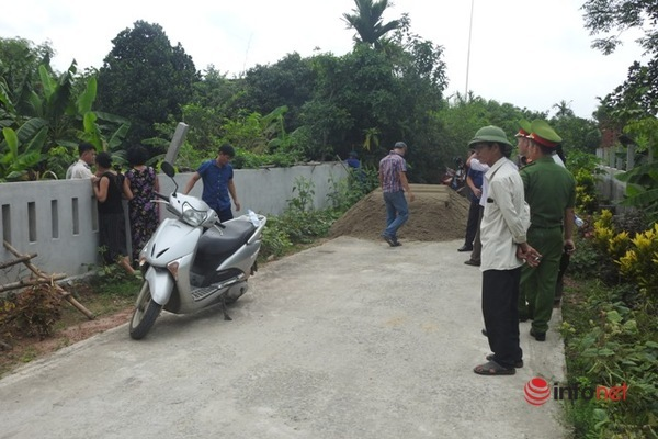 Hà Tĩnh: Tự ý cắt 200m2 đất để bồi thường 17 triệu đồng thi hành án?