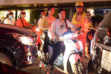Tổ công tác đặc biệt 140 chặn đứng tội phạm hình sự, lái xe có cồn trên đường phố